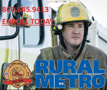 Enroll Today 911 Rural Metro
